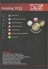 katalog drzwi delta 2/2015