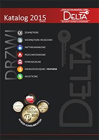 najnowszy katalog drzwi delta