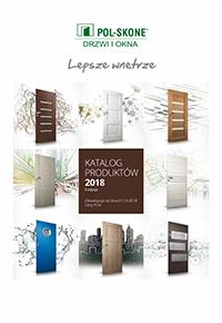 katalog drzwi Pol-Skone 2018